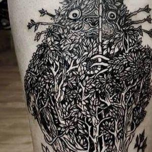westend.tattoo_wien #wientattoos #wienwestendtattoo #tattoovienna #linetattoo #linework #animaltattoo #umbrellatattoo #blacklinetattoo