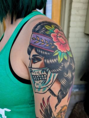 Tattoo by Think Tank South