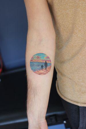 Tattoo from Tatuajero Cósmico