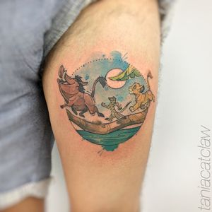 Tattoo by bright side tattoo collective