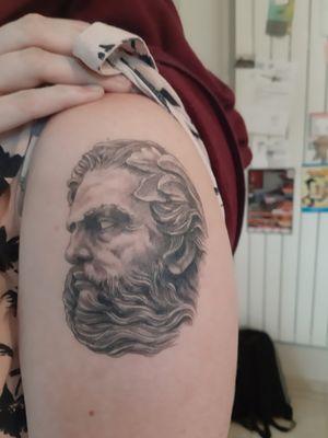 #poseidontattoo #Poseidon