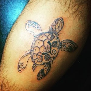 Thanks you my friend. 🙏🙏🙏🙏 #art #artwork #artist_community #tattoo #tattoos #bngtattoos #tattooart #tattooartist #ink #inked #potn #potd #bangkok #udomsuk #smalltattoos #daily#dairy #krabi #railaybeach #turtle #turtletattoo