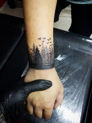 Tattoo by to tatouaz