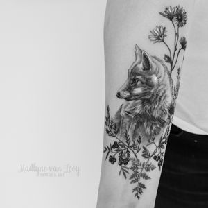 Tattoo by Madlyne van Looy Tattoo & Art