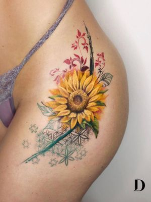Done at Debrart Tattoos