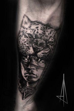 #aztec #warrior