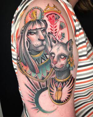 Tattoo from Mathilde Hanmeister