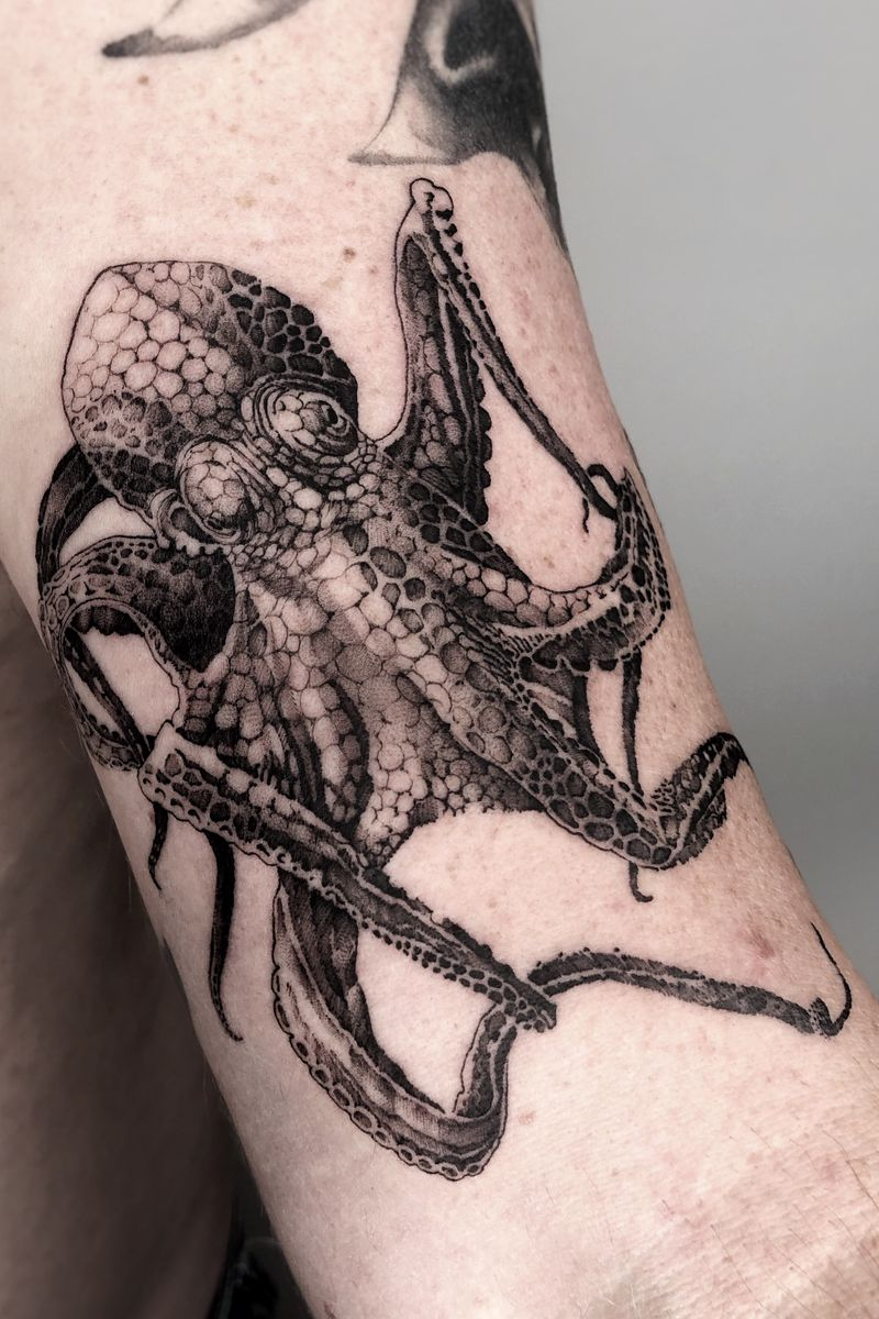 Tattoo from RICKY WILLIAMS