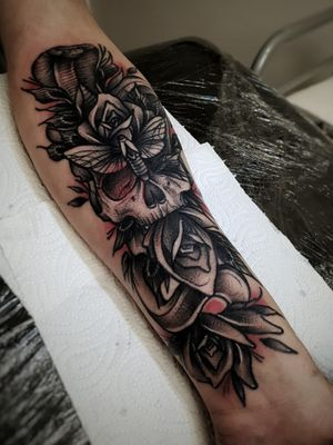 Tattoo from kuryliak_tattooer