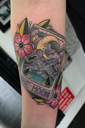 Tattoo from Harry