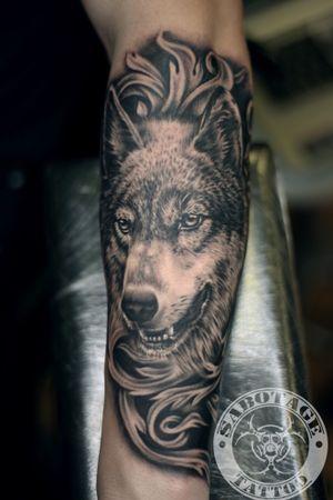 Tattoo from Mihai Iancu