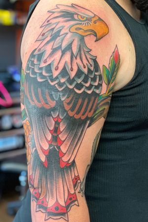 Tattoo from Shane Vick
