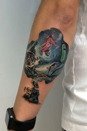 #tattoo #serkandemirboga