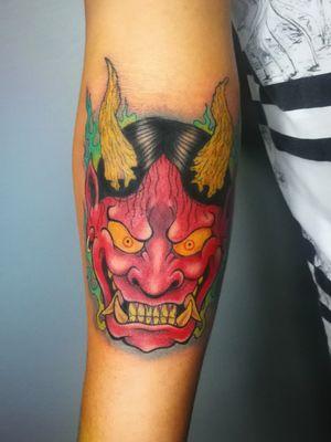 Hannya. Cotizaciones a mi whats 2223605806 y DM 🤘🏻🤓 Diseño personalizado #hannya #handtattoo #japanese #japones #sakura #japon #colortattoo #demon #demonio #tatuaje #tattoo #inkedgirls #tattooedgirls #womenwithink #HybridoKymera #puebla #mexico #clientasaguantadoras #tatuadoresmexicanos #tatuadorespoblanos #pueblacity #hechoenmexico #madeinmexico #tatuadoresmx #mexicotattoo #mexicanpowertattoo #tattoodo #pueblatattoo #tattooinklatino #artinkstasmx @radiantcolorsink @fkirons @secondskinmx
