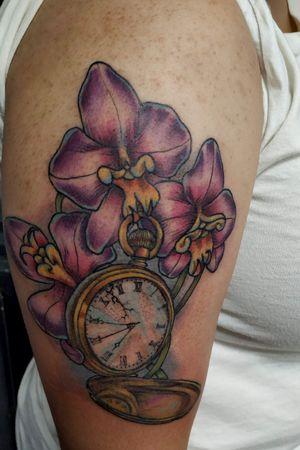 Tattoo from Ermis Art