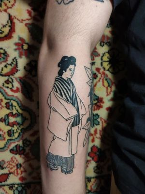 #d_krumm #krummtattoо #tats #tattoo #japanesegirl #japan #linework #lineworktattoo #geishatattoo or not geisha) #kyiv #kyivtattoo #tattooartistukraine #tattooartistkiev #тату # татуировка #японка #лайнворк #лайнворктату #рукатату #гейша #татумастерукраина #татумастеркиев #киев #киевтатуировка