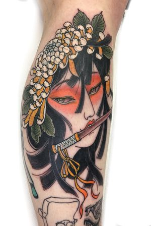 Tattoo from Claudia De Sabe