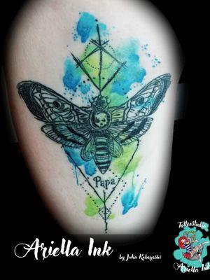 Tattoo by Ariella Ink