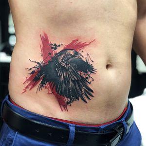❌ Cover up trash polka raven ❌