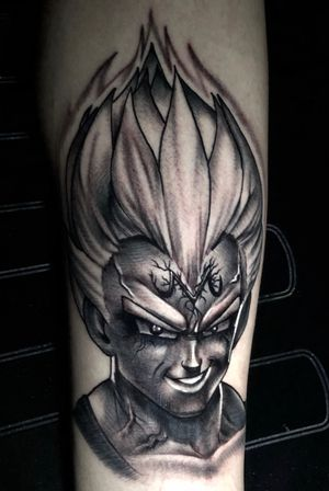 Tattoo from Chris O'Toole