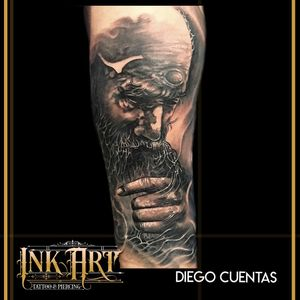 """ No basta saber, se debe también aplicar. No es suficiente querer, se debe también hacer. "" - Goethe  Tatuaje realizado por nuestro Artista residente Diego Cuentas. BLACK AND GREY   citas por inbox .  --------------------------------------------------- Tels: (01)4440542 - (+51)965 202 200. Av larco 101 C.C caracol Tda.305  Miraflores - Lima - PERU. 🇵🇪️ #inkart #inkartperu #tattoolima #tattooperu #flashtattoo #flashtattoolima #tattooinklatino #tattooflash #tattoodesign #tattooideas #tattoo #likeforlikes #like4likes #photography #blackandgreytattoo #blackandgreytattoolima #blackandgreytattooperu #blackandgrey"