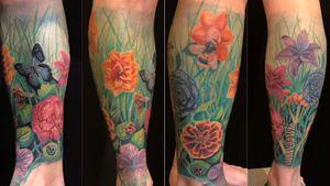 "Finishing big project of good fiend and awesome client @chantellekelly_2 ! ""Family Birth Flowers "" 🌸 💐 🌺 🌹 #rashatattoo #floraltattoo #floraltattoos #womanwithtattoos #tattooladies #tattoolady #tattooofinstagram #colourtattoo #colortattoos #flowertattoo #floraltattoosleeve #floralsleeve #tattoosforgirls #inkedgirls #tatstagram #caterpillartattoo #ladybugtattoo #girlytattoo #penticton #pentictontattoo #pentictonartist #okanagan #okanagantattoo #okanagantattoos #okanaganlifestyle"