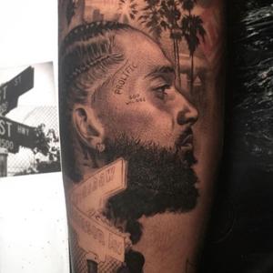 Tattoo from Francisco Sanchez