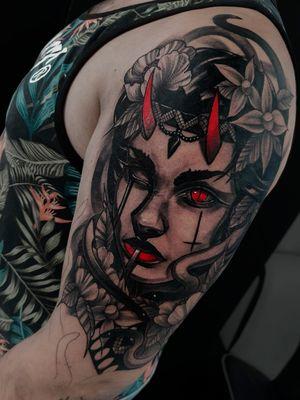 #neotraditionaltattoos #neotraditional #tatuaz #poznan