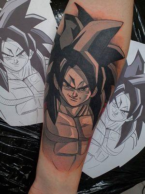 #dragonballtattoo #dragondballtattoo #art #tattoo #animetattoo