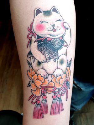 Tattoo from Toon Kim
