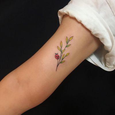 #ladybird WeChat ID(only for work): itigeri . . . . . . . . #tattoo #tattoos #tattooed #tattooart #chinesetattoo #tattooartists #tattoodo #skin #design #skinart #skinart_traditional #chinesetattoos #drawing #sketch #thebesttattooartists #routines #art #workharder #neotraditionaltattooers #neotraditional #neotraditionaltattoo #neotraditionaltattoos #neotraditionals #neotradstyle #neotrad