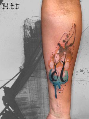 #abstracttattoo #abstract #tatuaggio #watercolor #pescara #tattooselection #tattoo #hardpainting #radtattoos #tattoosketch #acrylicpainting #colors