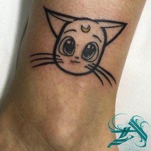 #crete #malia @kingstattoo.gr #maliatattoo #tattoo #tattoosketch #tattoostyle #tattooidea #tattoodesign #tattoolovers #ink #inked #classictattooing #greektattooartist #татуировка #питертату #anime #animations  #animetattoo #sailormoon #moontattoo #sailormoontattoo #cat #cattattoo #azovtattoo #minimalism