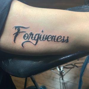 Tattoo from Matthew