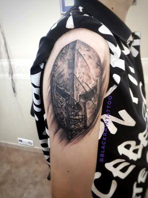 1session 3 hours #tattoowarrior #blackandgreytattoo #ukraine #ukrainianartist #blackandgreytattoo #realistic #odessa #realism
