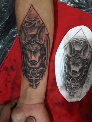 Tattoo black and grey #blackandgrey #blacwork #stigmarotary #dynamicblack #zuperblack