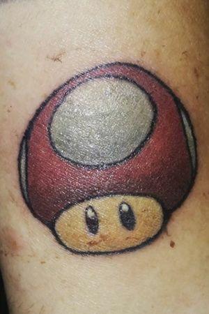 #mushroom #mariobros #red