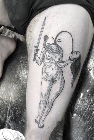Tattoo by The Tattooed Heart