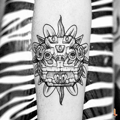 Nº722 La Serpiente Emplumada #tattoo #tatuaje #tattooed #ink #inked #girlswithtattoos #quetzalcoatl #quetzalcoatltattoo #nahuatl #serpienteemplumada #mesoamerica #prehispanico #god #hechoenmexico #mexicantattoo #madeinmexico #stencilstuff #eztattooing #ezcartridge #cheyennetattooequipment #hawkpen #dynamiccolor #dynamicink #bylazlodasilva