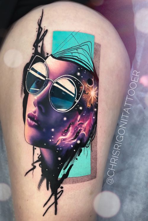 Thanks Jaeger @tattoodo Ambassador #tattoodo Tattooed using #worldfamousink  #_numb_skulled #fkirons #fkironsxion #bloodlinesinknorthperth  #stencilanchored #blackworkgloves  #tatsoul #criticaltattoo #chrisrigonitattooer #chrisrigoni #tattoo