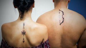#couplestattoo #meaningfultattoo #family #TattoosByRamzyM