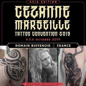 Tatoueur spécialisé en style celtique, viking dotwork blackwork et gravure.