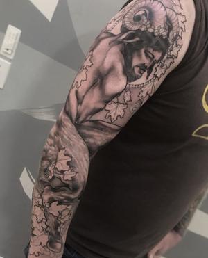 Work in progress on Zac!! Bookings our last 3 months in Sf :)( dec/January and February) #tattoo #tattoolife #ink #tattoodo #missjuliettattoo