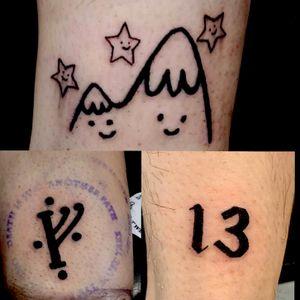 #tattoosydney #greyscaletattoo #greyscale #colour #colourtattoo #colortattoo #sydney #tattooaustralia #australia #followme #13 #13tattoo #fehu #fehurune #runetattoo #lotrtattoo #mountain #mountaintattoo #star #startattoo