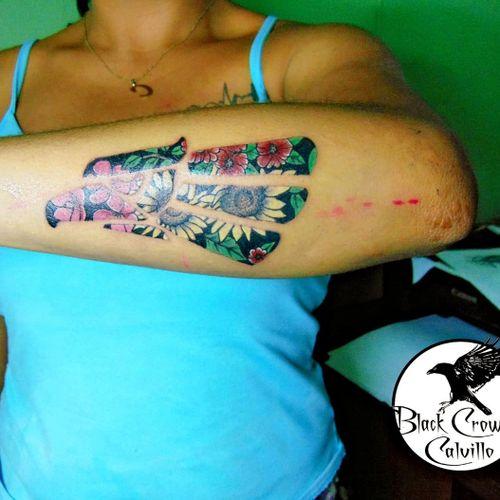 #hechoenmexico  #madeinmexico  #girasol #sunflower