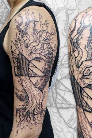 Tattoo done in Hamburg