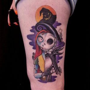 Tattoo by Mean Street Tattoo