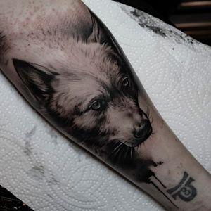Pawel Skarbowski @high_fever_workshop tatovering studio i Oslo, Norway