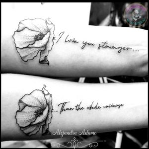 Between a mother and her daughter... ❤️ 👩👧💕👩👧❤️👩👧💕👩👧❤️👩👧💕 #tattoo #tatuaje #tatouage #calligraphytattoo #tatuajecaligrafia #tatouagecalligraphie #flowertattoo #tatuajedeflores #tatouagefleurs #tatuajedeflor #motherdaughtertattoo #tatuajemadreehija #tatouagemèreetfille #calligraphy #caligrafia #calligraphie #calligraphyartwork #flower #flowers #flor #fleur #fleurs #tattoodo #tattoolover #tattoolovers #ferneyvoltaire #tattooferneyvoltaire