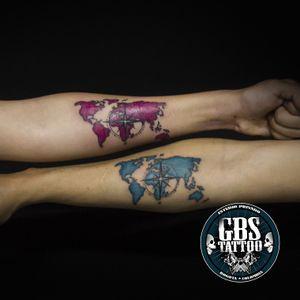 Tattoo by GBS Tattoo
